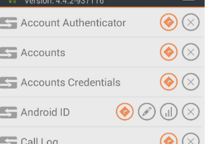 DonkeyGuard better interface design than XPrivacy sterile checkbox columns