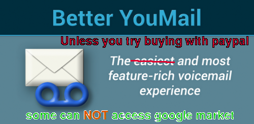 betteryoumail refuses some buyers