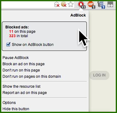 adblock should help you escape sheeple landia