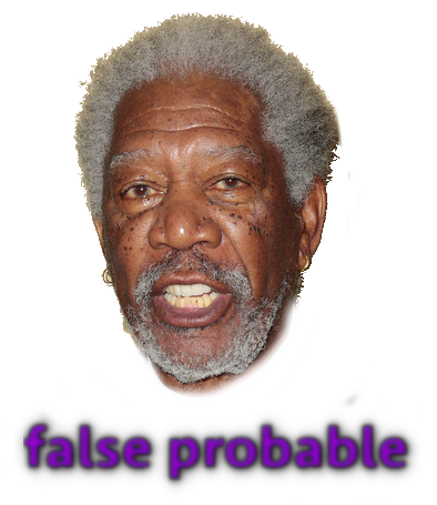 morgan freeman through wackyhole grammar inadvertently