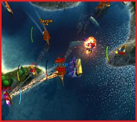 cross platform multiplayer RTS water ships desura free-from-DRM