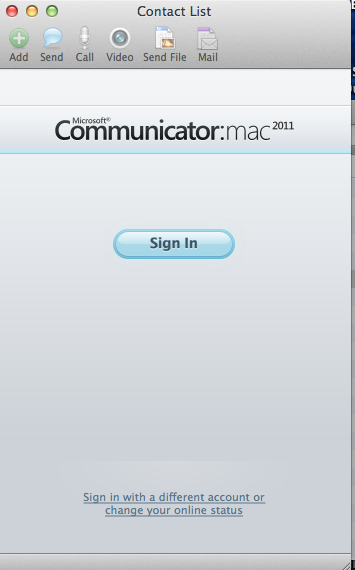 microsoft communicator SIP, SIP SIMPLE. XMPP texting