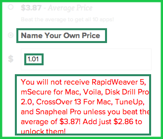 name your own duplicate of the average pirce stack social free market understanding willfully ignorant