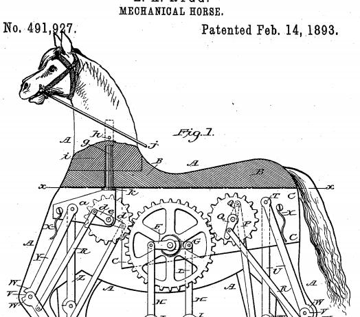 trollish horse patent