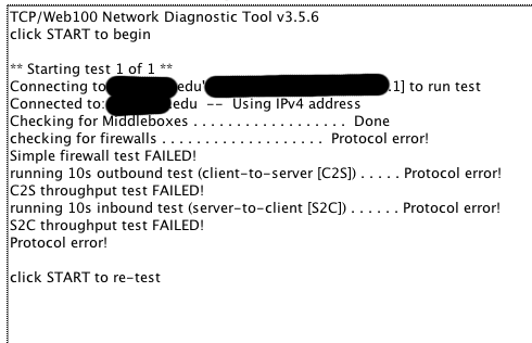 NDT server results harras hotel wifi dont plan on any gaming or streaming video