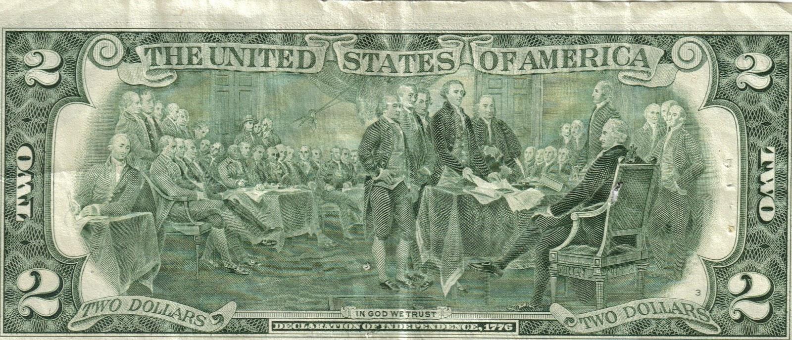 2 dollar liberty