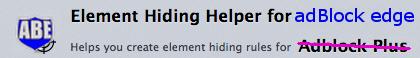 element-hiding-helper-for-adBLOCK-edge
