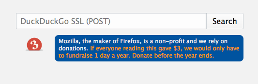 donate AS bug bounty to mozilla but do not simply give mozilla any money