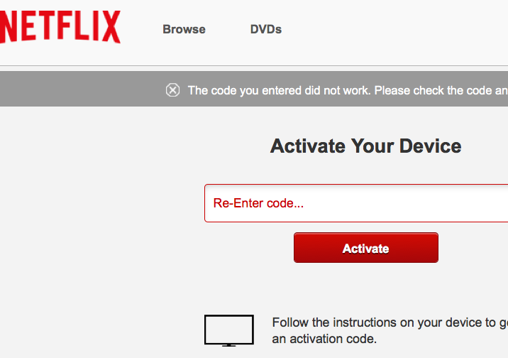 roku3 netflix activation hell destroy your roku3 now the blaze tv available as FireOS app social engineering