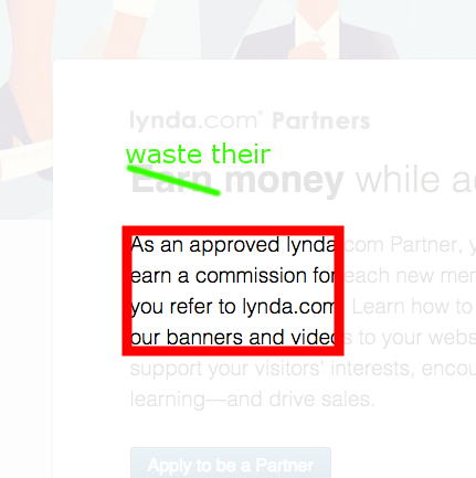 waste money on lynda.com obviousness or RTFM to be ahead while saving time in a bucket recycling power saving bucket
