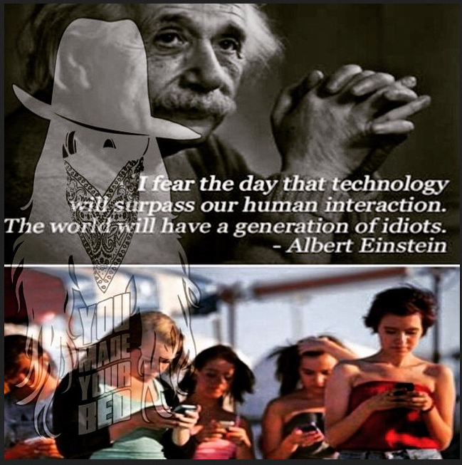 blakhat generation of idiots the technology addicts with zero understanding of either technology or human dignity