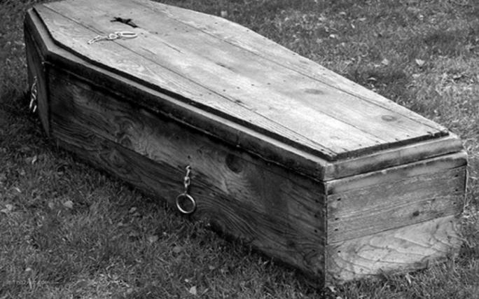 pelosi coffin