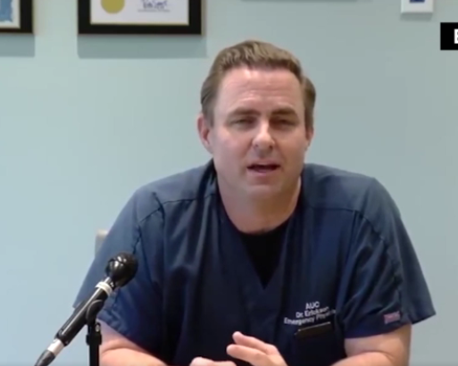 california kern county doctor argues science shows covid19 data no longer warrants lockdown get america back to work and liberty vs dark agenda without tinfoil hattery
